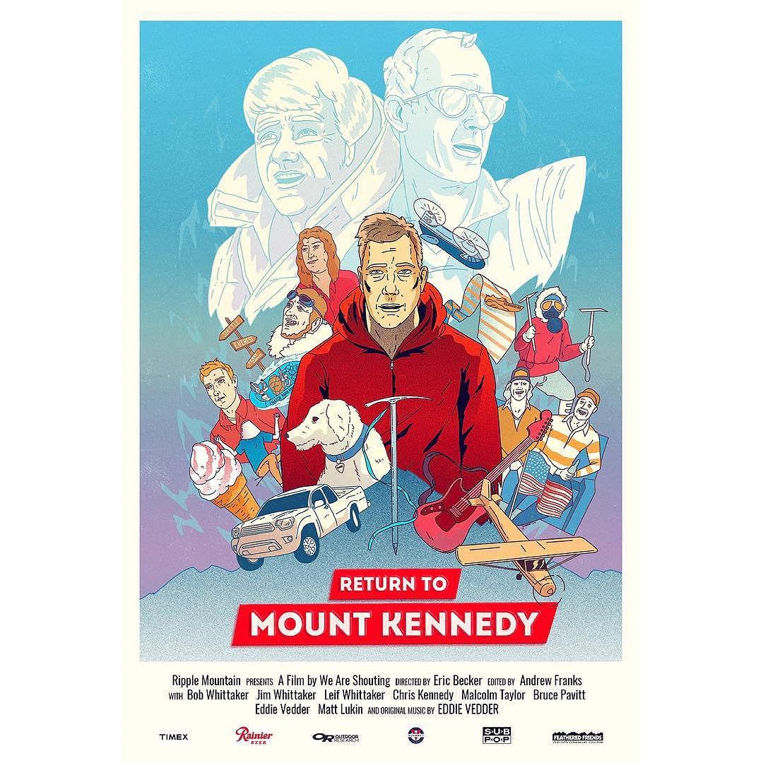 Return To Mount Kennedy