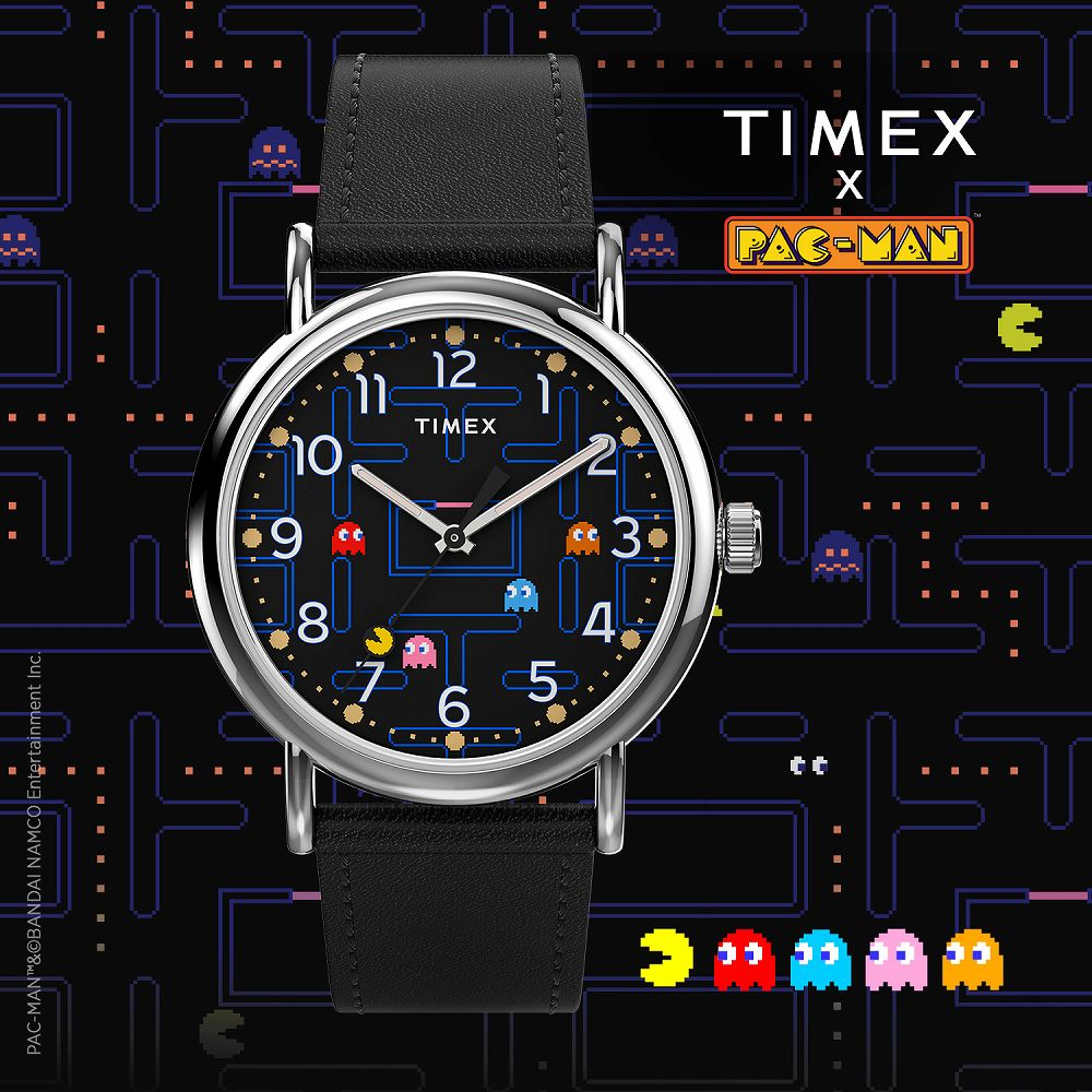 TIMEX x Pac-Man コラボレーションウォッチ第2弾発売